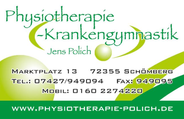 Visitenkarte Jens Polich